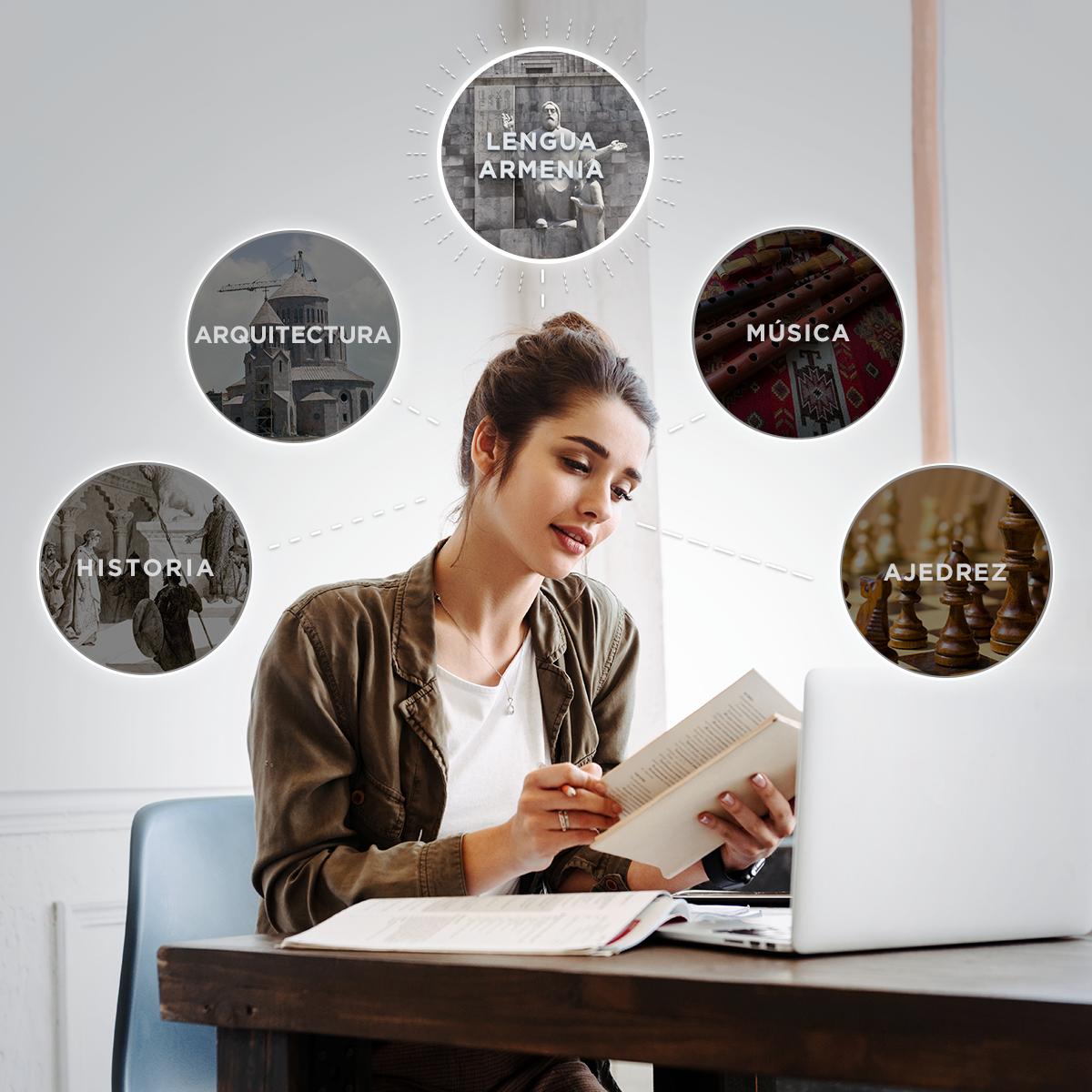 Colegio Virtual Armenio